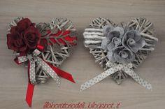 Blog su cucito creativo,feltro e pannolenci Dyi, Hanukkah, Valentines Day, Wreaths, Blog, Christmas, Crafts, Sweaters, Home Decor