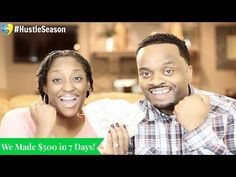 We Made $500 in 7 Days Flipping from the Thrift Store! #HustleSeason - YouTube