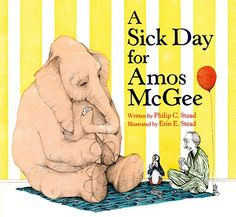 """""""A Sick Day for Amos McGee"""" and four more children's books that model compassion and teach kids kindness"""