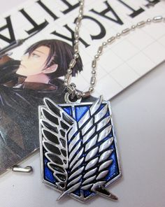 Attack on Titan Necklace ATNL0402