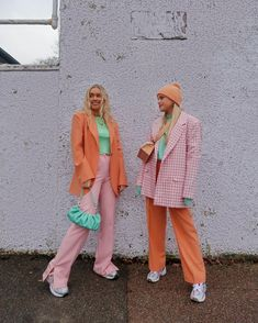 Colourful Outfits, Colorful Fashion, Look Fashion, Fashion Outfits, Womens Fashion, Spring Summer Fashion, Spring Outfits, Autumn Outfits, Summer Fashion Trends