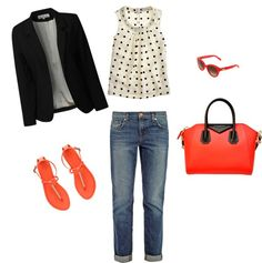 """city sights"" by atshears ❤ liked on Polyvore"