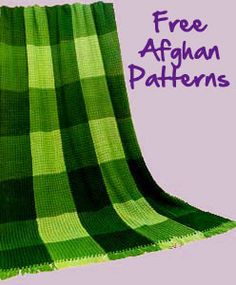 Free Afghan Patterns<<<< looks like some good patterns.   Pin now read later.