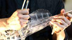 3Dvarius : un violon électrique sculpté par l'impression 3D