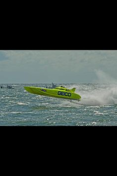 My boys - MISS geico offshore racing