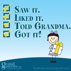 #grandchildren #grandma #grandkids @Allison j.d.m Hogge @Jess Liu Hogge