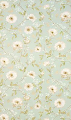 Nina Campbell fabric, Peony Place, at Osborne & Little