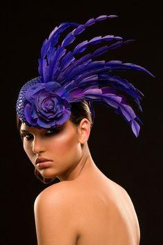 Fashion Hat by Arturo Rios Hats