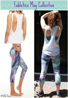 b8c6299af5d Fabletics May Collection via  FitfulFocus Gym Outfits