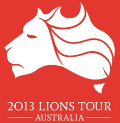 In 2013 Australia welcomed the touring British and Irish Lions rugby union team to their island. This promotional image appears to be a straightforward picture of a lion at first, but it's actually been designed to resemble Australia itself.