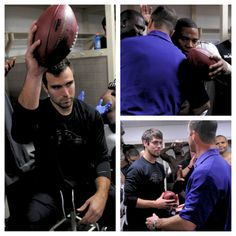 Coach Harbaugh gave game balls to Joe Flacco, Ray Rice & Justin Tucker after the #Ravens beat the Chargers. http://www.baltimoreravens.com/gameday/game/2012/regular12/