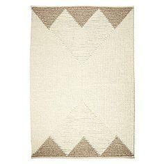 Triangle Border Rug - Serena & Lily - $595.00 - domino.com