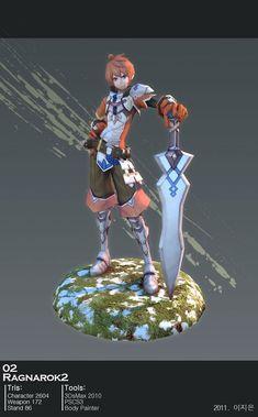 3d Model Character, Female Character Design, Character Modeling, Character Creation, Character Design References, Character Design Inspiration, Game Character, Character Concept, Armor Concept