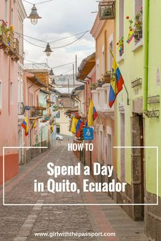 How to Spend a Dayin Quito, Ecuador Okay, I'm not gonna lie, when I arrived in Ecuador, Quito was not on the top of my bucket list. I mean, I really didn't know much about the city and was basically just there to visit a friend (Thank God for Maria who drove me around and …
