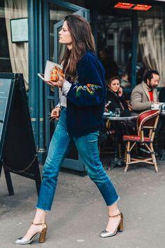 Sapatos tendências para dar um up no look street style