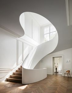An Architectural Masterpiece by Steven Harris Architects [Boston] | Trendland