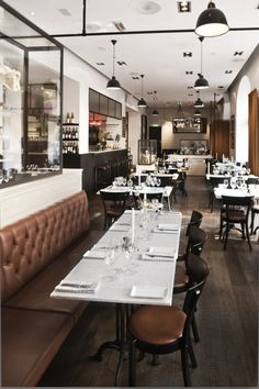 Industrial restaurant design - how to get the look of your favorite restaurants in your own home. #industrial #kathykuohome