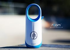 Australian Winner- Roam.  Roam is a humanized oxygen cylinder designed for ease and travel mobility. Created for young children, Roam includes an innovative nasal mask that gently rests on the users face as he/she breathes in oxygen.