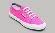 2750 COTU FLUO YELLOW FLUO - Superga