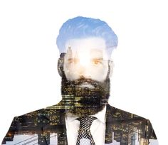 Animated Double Exposure Photoshop Action by Artorius | GraphicRiver