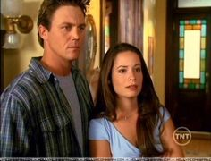 Charmed Leo and Piper