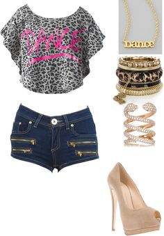 """look"" by iaradeodato on Polyvore"