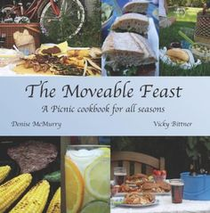 Don't own this one yet, but how can you go wrong with a book that gives you ways to picnic all year long?