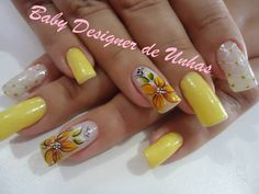 nails, unhas, uñas Crazy Nail Art, Crazy Nails, Pretty Nail Art, New Nail Art, Beautiful Nail Art, Diy Nail Designs, Colorful Nail Designs, Fabulous Nails, Perfect Nails