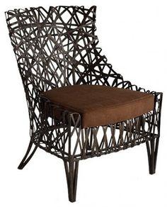 Bird's Nest Occasional Chair