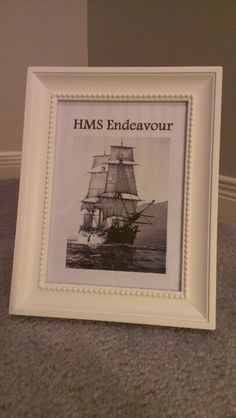 Use old ships as table names rather than table numbers for nautical wedding.