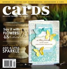 CARDS Magazine April 2010 | Northridge Publishing
