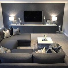 54 The Best Living Room Interior Design That You Can Try In Your Home Living Room Decor Design Home Interior Living Room Apartment Interior Design, Best Interior Design, Modern Interior, Scandinavian Interior, Interior Ideas, Interior Design Ideas For Small Spaces, Gray Interior, Scandinavian Style, Minimalist Interior