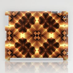 CenterViewSeries056 iPad Case by fracts - fractal art - $60.00