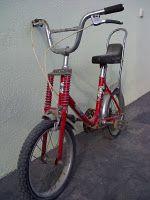 la bici de mi infancia