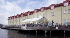 Clarion Collection Hotel Packhuset Kalmar Housed in an old harbour warehouse, the Clarion Collection Hotel Packhuset boasts spectacular views of the Kalmar Sound and the Öland Bridge. Rooms feature exposed wooden beams, timber walls and free WiFi.