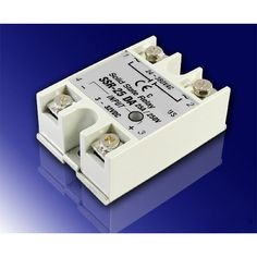 Promotie! 25A DC-AC SSR Solid State Relais 3 V-32 V DC input voor oven,