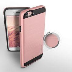 Verus Verge iPhone 6 Plus / 6S Plus - Ruusukulta - Buymon