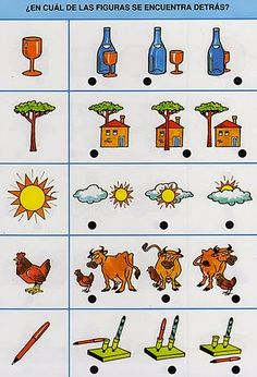 Free Preschool, Preschool Worksheets, Speech Language Therapy, Speech And Language, Math For Kids, Activities For Kids, English Prepositions, School Posters, Matching Games