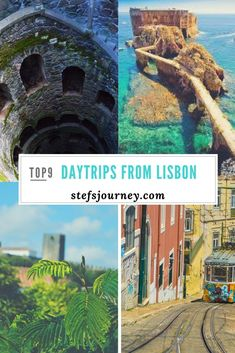 Looking for the best day trip from Lisbon? From spectacular beaches in a natural environment to magical castles and places only locals know about!