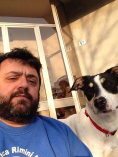 Selfie con Furia
