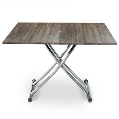 Table relevable | transformable - Tables relevables - Topkoo