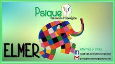 Elmer, El elefante de colores.