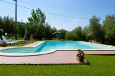 NEW! Trasimeno Apartments: two neatly furnished holiday apartments sharing a pool at only 20 minutes walking to the centre of Tuoro sul Trasimeno.