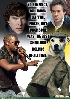 #Wishbone #coolestdogever #Sherlock_holmes #90s #childhood #memories