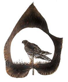 Leaf art by Lorenzo Duran7