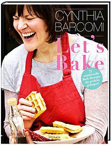 Cynthia Barcomi cynthia barcomi buch i baking set mit biskuitbodenform