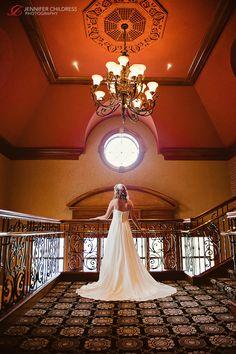 Jennifer Childress Photography | Hotel Fiesole | Associate Photographer | Skippack, PA | Wedding | Enchanted Florist | Bride www.jennchildress.com