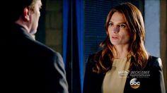 """Castle 8x08 Castle Confronts Beckett """"Mr. & Mrs. Castle"""" Season 8 Episo..."""
