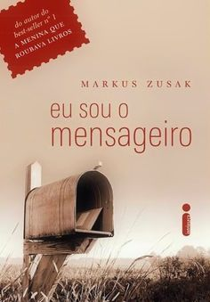 Again, the Brazilian cover. That one is 'I Am The Messenger'. It is the story of a man who passes through a live changing process. I found it quite boring in the middle, but it is still worth reading.