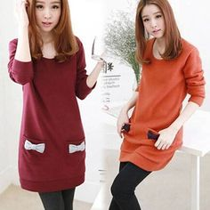 2014 the new female leisure comfortable jacket loose big yards personality splicing render dress